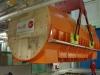 Zamenjava statorja glavnega generatorja v NE Krško